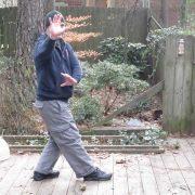 Dave Jones Ba gua zhang circle-walking