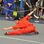 Pu Bu or Drop Stance - Kung Fu as a Martial Art