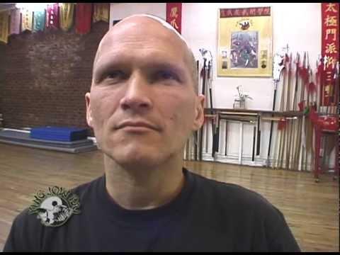 Sifu Joel Rodriguez, Eagle Claw Kung Fu