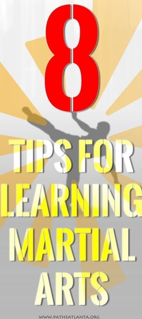 8 Tips for Learning Martial Arts