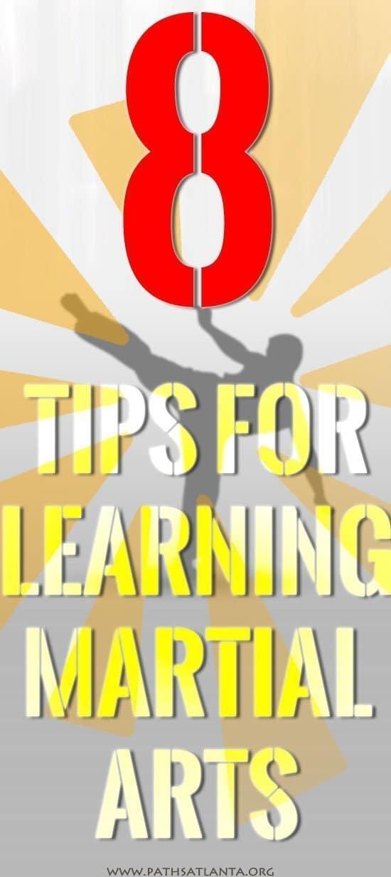 8 Tips for Learning Martial Arts Kung Fu PATHS Atlanta