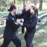 Slow Sparring at PATHS Atlanta Kung Fu