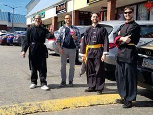 Northern Shaolin Kung Fu Demo Team