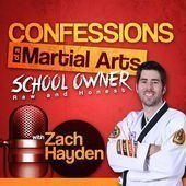 Confessions of a Martial Arts School Owner Podcast