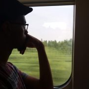 Riding the Bullet Train from Beijing to Zhengzhou, China