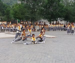 Luo Han Yuan Shaolin Kung Fu Training Grounds