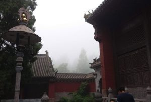 Shaolin Temple, Henan, China